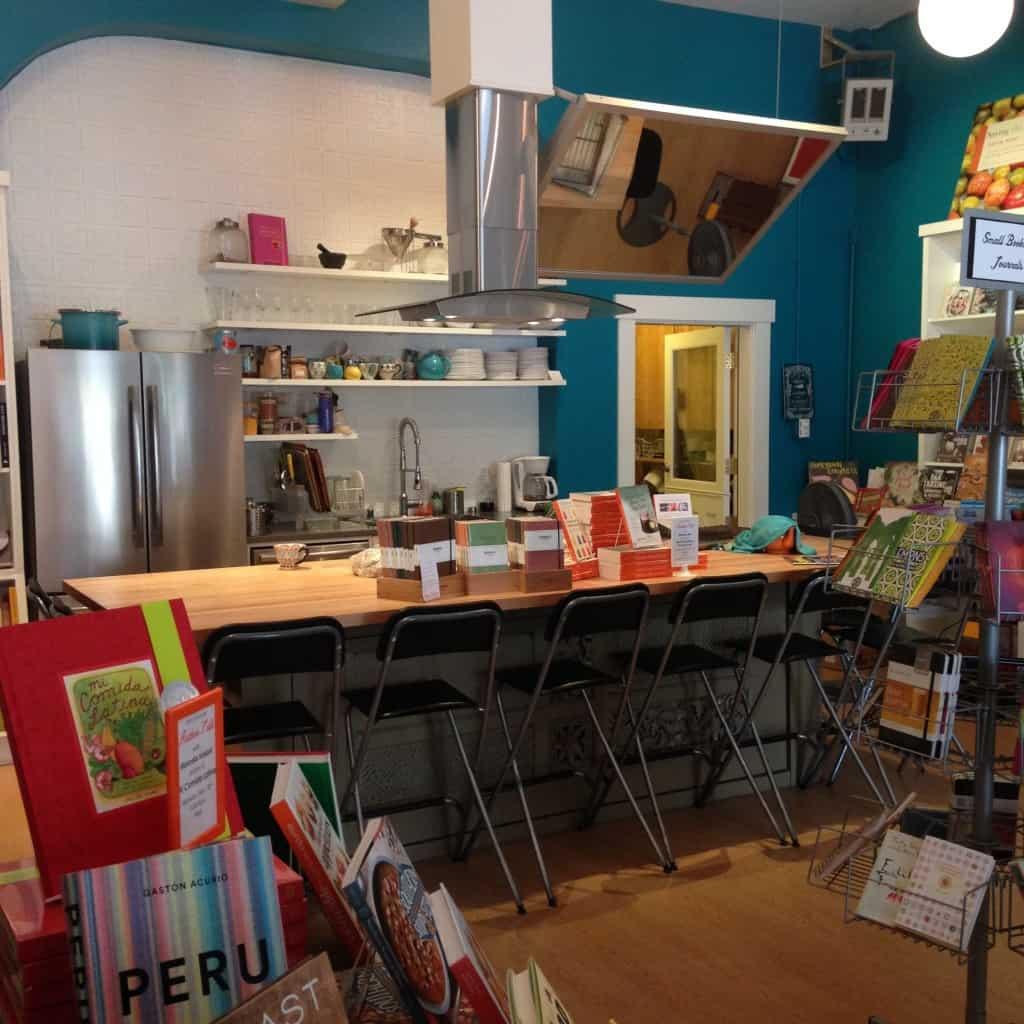 Cookbook shop