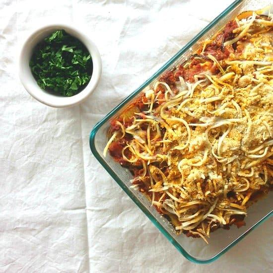 Low Fat Eggplant Lasagna - Sexy Nylons Pics