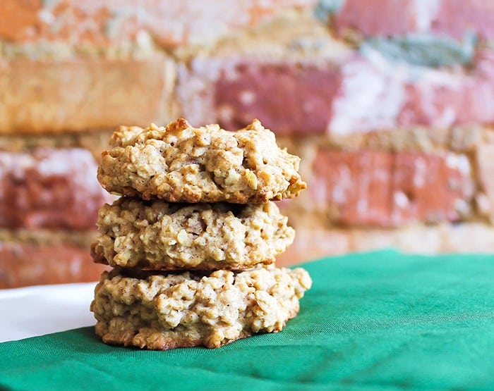 Oatmeal Walnut Cookies are easy and simple to make. They are perfect for the holidays.