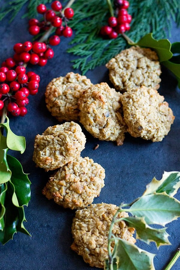 Maple Oatmeal Cookies are a delicious twist on classic cookies.