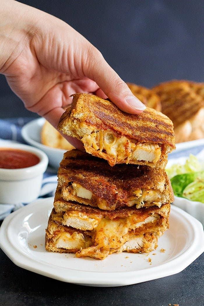 Recipe Best Foods Chicken Parmesan