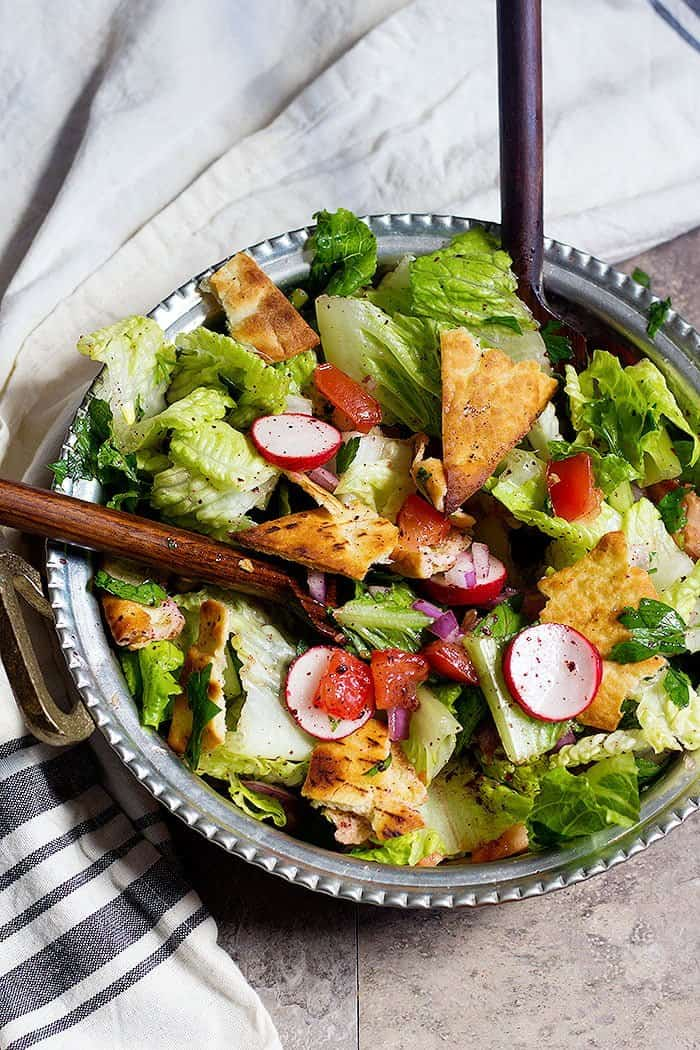 This salad is perfect with any grilled meat or rice dishes.