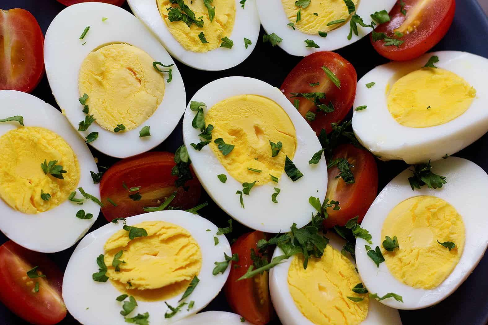 stant pot boiled eggs turn our perfectly every time. Whether you want soft boiled or hard boiled eggs, they're going to be cooked exactly how you like them to be.
