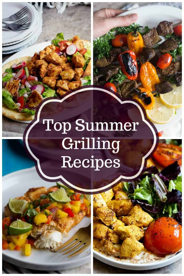 Top Delicious Summer Grilling Recipes Unicorns In The Kitchen