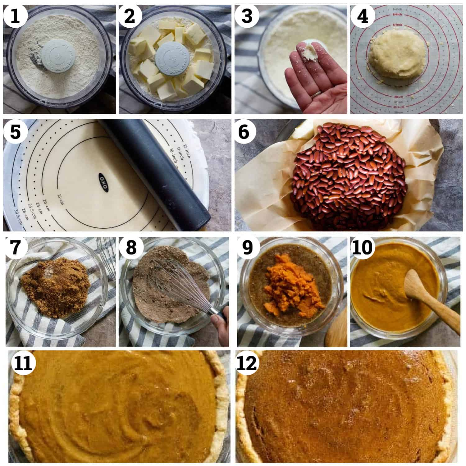 make the pie crust or use store bought, make the filling and bake.
