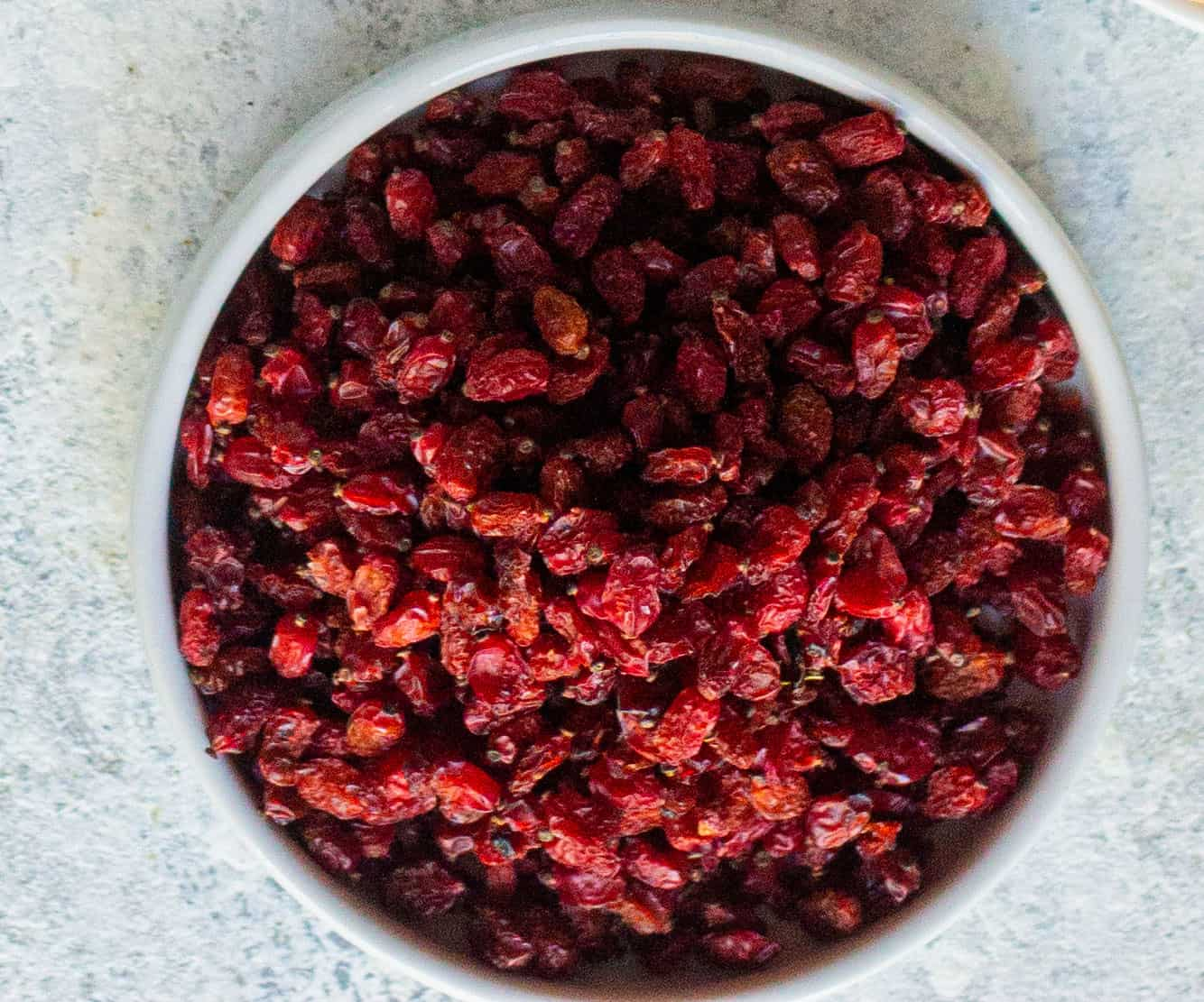 Barberries are used in many Iranian recipes. They also come with a lot of health benefits.