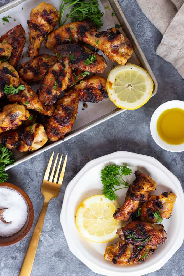 This is a classic Persian recipe that is very easy to make on gas or charcoal grill.