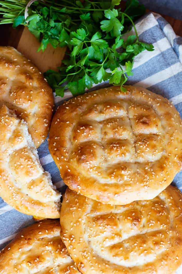 An easy Turkish pide bread recipe that's made with ingredients you have on hand.