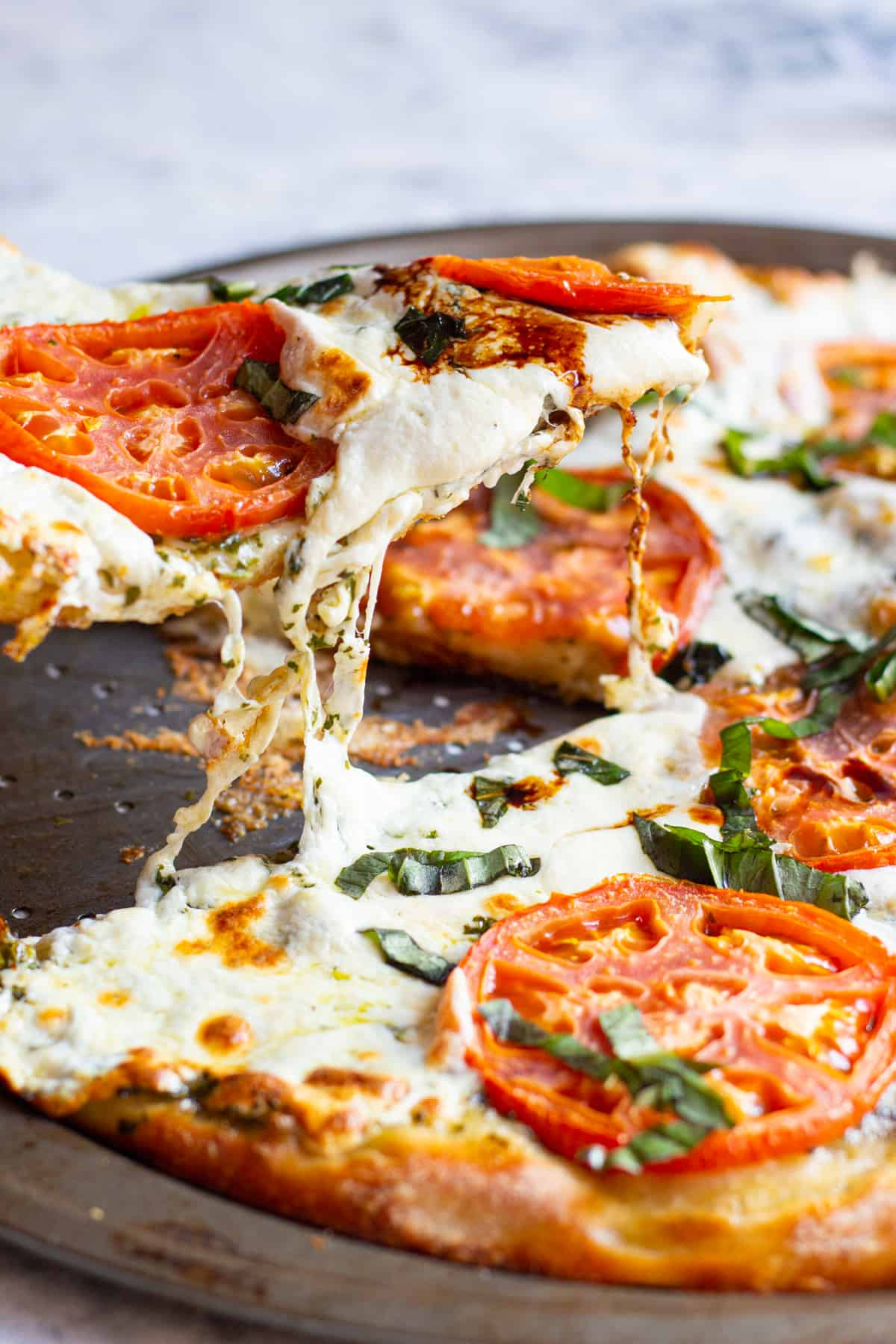 Extra Cheese makes this pizza even better!